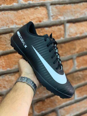 Chuteiras Nike mercurial atacado - Foto 4