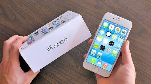 IPhone 6 de 16gb semi novo