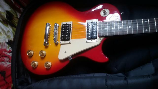Guitarra les paul LP 100 da Epiphone
