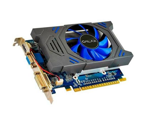 Nvidia GT 730 ddr5 384 cudas 2gb de video