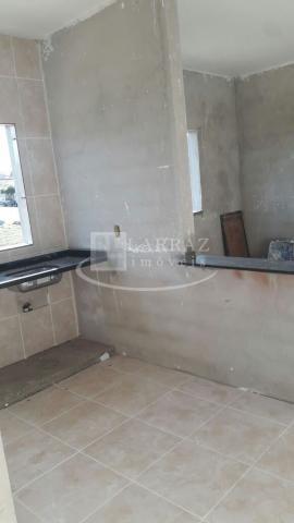 Apartamento com quintal privativo novo para venda em brodowski na saída para serrana, 2 do - Foto 3