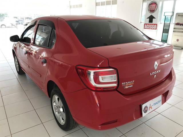 RENAULT LOGAN 2014/2014 1.0 AUTHENTIQUE 16V FLEX 4P MANUAL - Foto 4