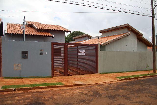 Casa Nova no Residencial Oliveira (no asfalto)