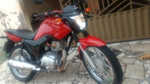 Vendo moto fan 125 2014