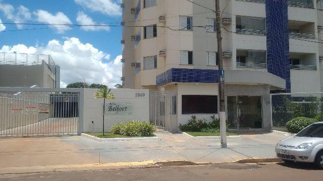 Edifício Belfort - belo apto todo reformado