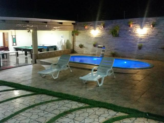 Casa das Araras - Chapada dos Guimarães - Locação para Temporada - 04 Quartos c/ piscina - Foto 2