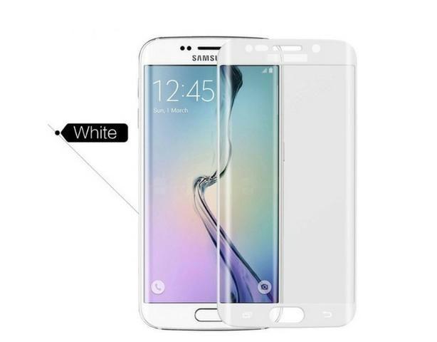 Película Protetora Galaxy S6 Edge Curva Vidro Temperado+case