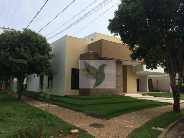 Casa com 3 dormitórios à venda, 270 m² por r$ 1.980.000 - village do cerrado i - rondonópo - Foto 3