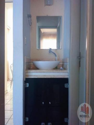 Apartamento à venda com 3 dormitórios em Brasília, Feira de santana cod:5518 - Foto 8