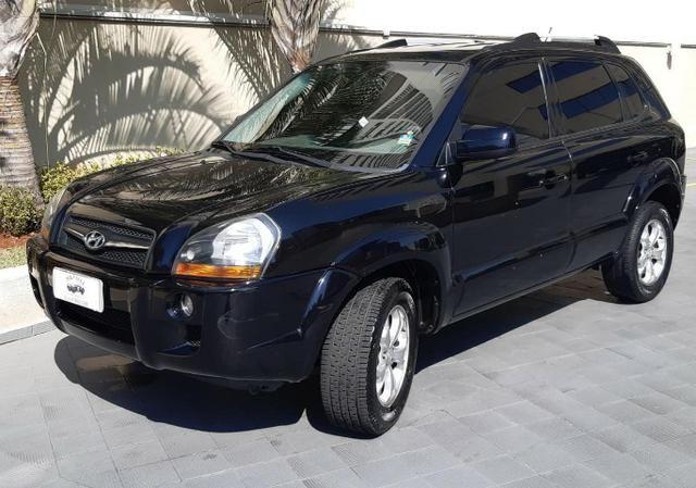Hyundai Tucson 2012 Aut. Completo