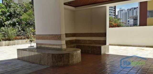 Apartamento com 3 dormitórios à venda, 119 m² por r$ 450.000,00 - pituba - salvador/ba - Foto 19