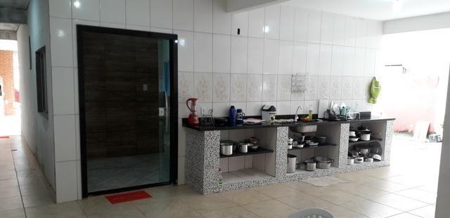 Casa para temporada com mirante e visao do mar, em Santa Cruz (Aracruz) E. Santo - Foto 8