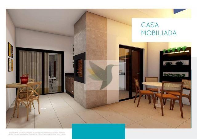 Casa com 3 dormitórios à venda, 135 m² por r$ 560.621 - jardim da mata ii - Foto 11