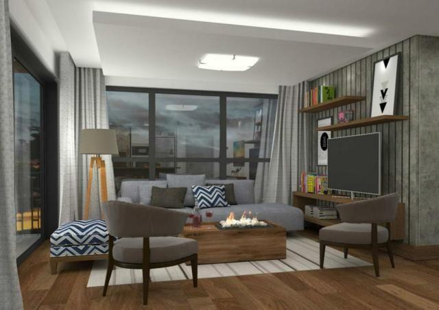Apartamento à venda com 2 dormitórios em Centro, Canela cod:NI05527