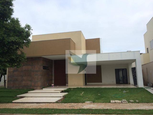 Casa com 3 dormitórios à venda, 270 m² por r$ 1.980.000 - village do cerrado i - rondonópo - Foto 2