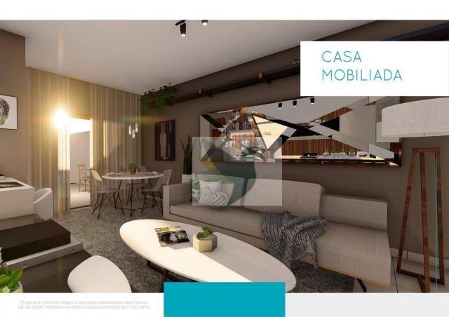 Casa com 3 dormitórios à venda, 135 m² por r$ 560.621 - jardim da mata ii - Foto 17