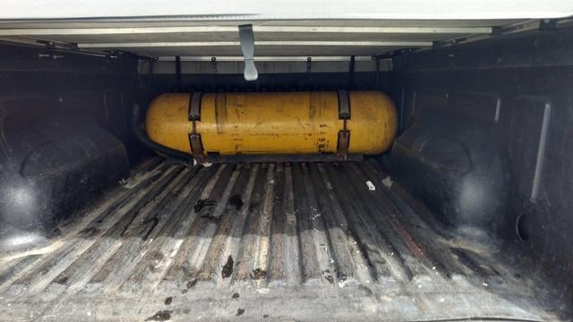 Montana completa com kit gás 2005 - Foto 11