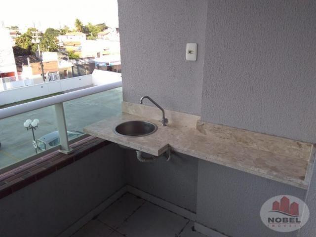 Apartamento à venda com 3 dormitórios em Brasília, Feira de santana cod:5539 - Foto 18