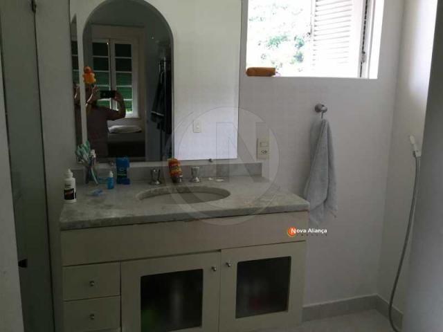 Casa de condomínio à venda com 3 dormitórios em Cosme velho, Rio de janeiro cod:NBCN30005 - Foto 9