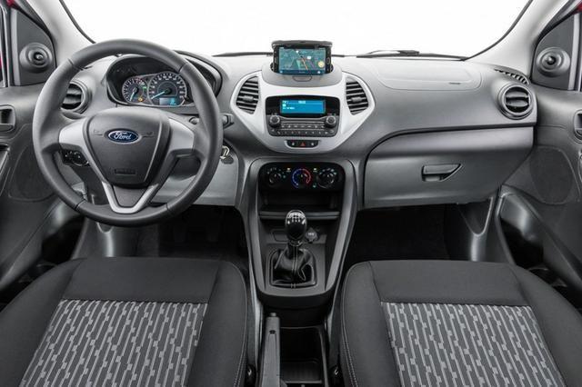 Ford KA 1.5 SE 2019 TOP- 9 KM- Unico Dono- Original Extra Revisões - Foto 17
