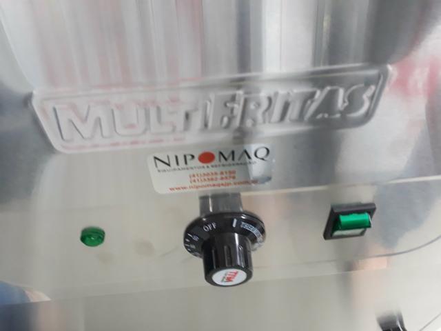 Mec-3 Fritadeira elétrica água e óleo Multifritas - Foto 4