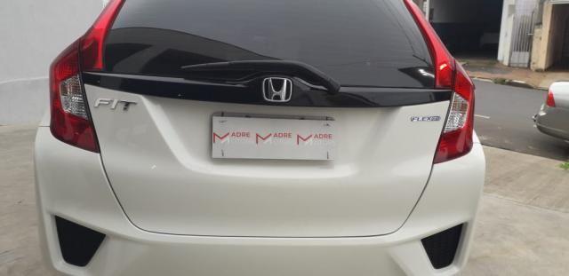HONDA Fit 1.5 16V 4P LX FLEX AUTOMÁTICO - Foto 8