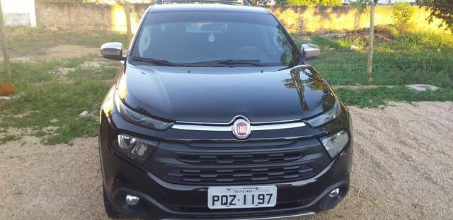 Vendo Fiat Toro a diesel ano 16/17 impecável - Foto 8