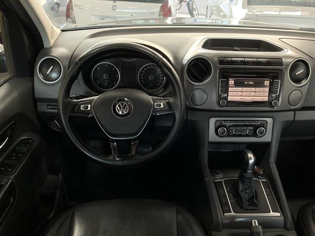 (Junior Veiculos) Amarok Highline Ano:2016 Led - Foto 9