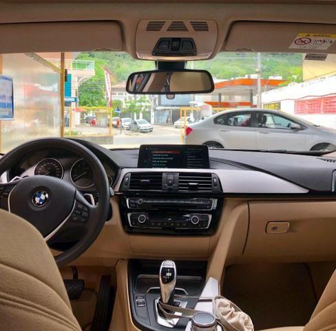 BMW 320i 2.0 Sport ActiveFlex - Único Dono - Estado de Zero - Consigo Financiamento - 2018 - Foto 15