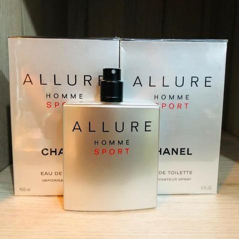 50850324cf9 Allure Homme Sport EDT Chanel - Perfume Masculino - Beleza e saúde ...