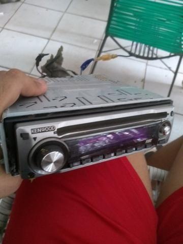CD Player Keenwood Mosfet kdc-mp676