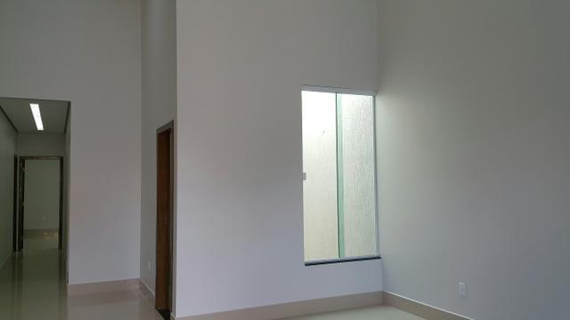 Casa nova 3quartos 3suites piscina churrasqueira rua 06 Vicente Pires condomínio - Foto 17