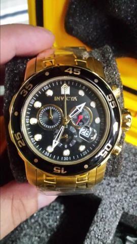 8409a5012ab Relógio Invicta Masculino - Bijouterias
