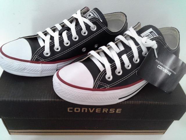 All Star Converse Em Couro 21cfa06c02cad