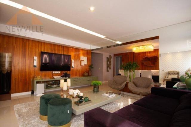 Apartamento com 4 dormitórios à venda, 240 m² por R$ 1.999.999 - Boa Viagem - Recife