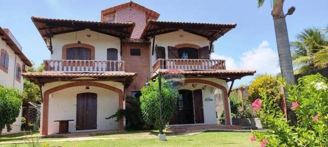 Casa Tríplex em Jacumã