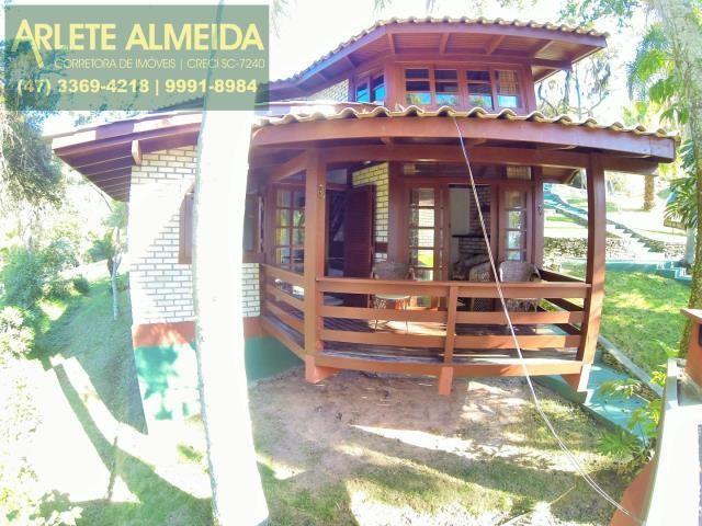 Casa para alugar com 2 dormitórios em Araca, Porto belo cod:213 - Foto 3