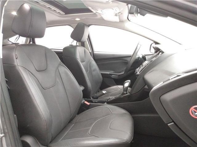 Ford Focus 2.0 titanium 16v flex 4p powershift - Foto 10
