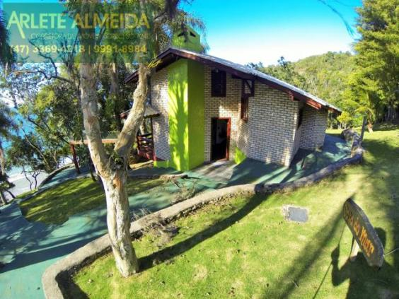 Casa para alugar com 2 dormitórios em Araca, Porto belo cod:213 - Foto 4