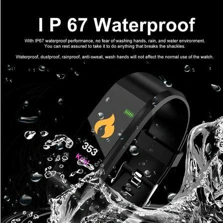 Relógio Smartband - P115 fitness - Foto 3