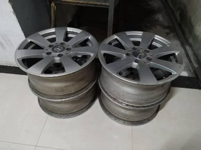 Rodas Mercedez bens C200 - Foto 2