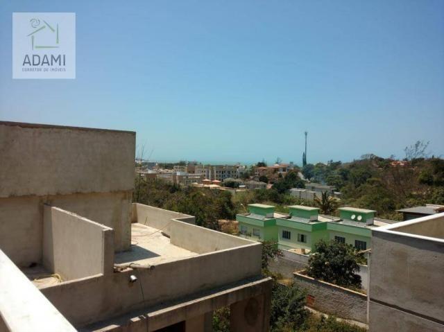 Triplex 2 ou 3 Qts - Acabamento Alto Padrão - Linda vista do Mar, Serra e Cidade - Foto 13