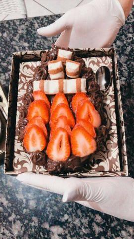 Ovos de colher. Doucerie-se