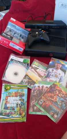 Xbox 360 desbloqueado (TROCO)