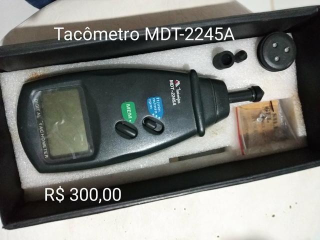 Tacômetro digital Minipa