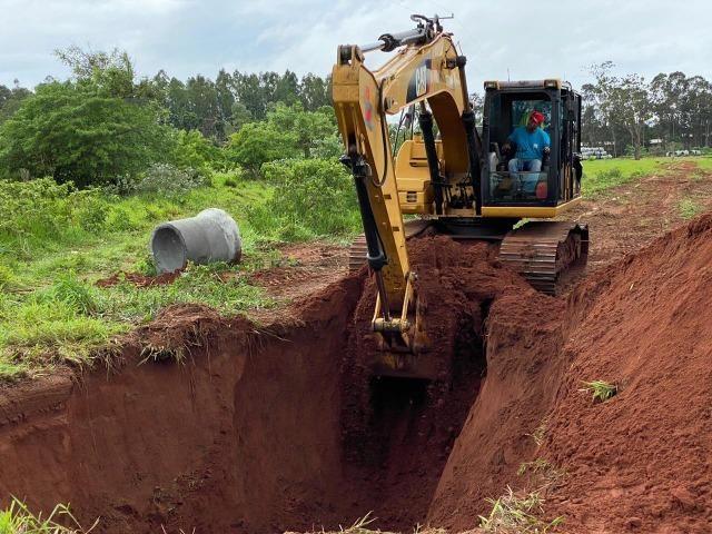 Escavadeira Cartepillar 315D ano 2008 em otimo estado - Foto 6