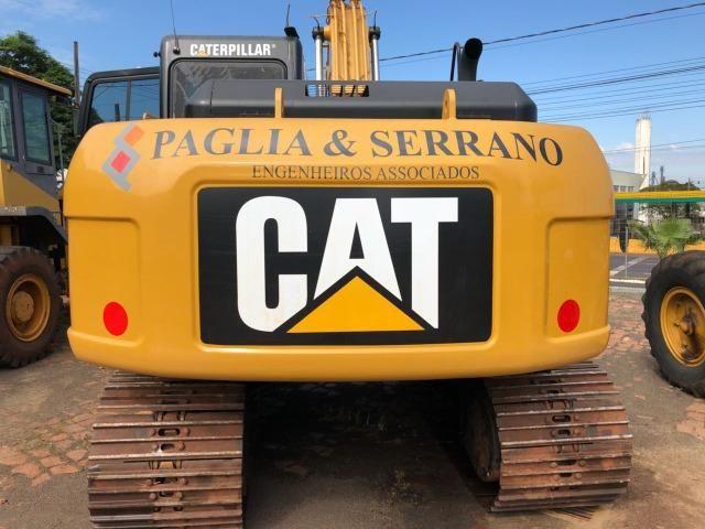 Escavadeira Cartepillar 315D ano 2008 em otimo estado
