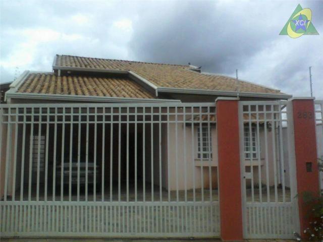 Casa residencial à venda, Parque das Flores, Campinas.