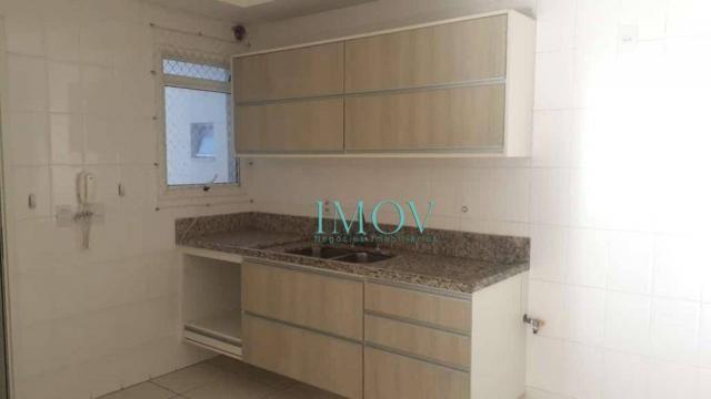 Apartamento com 3 dormitórios para alugar, 194 m² por R$ 4.500,00 mês - Jardim Aquarius -  - Foto 5