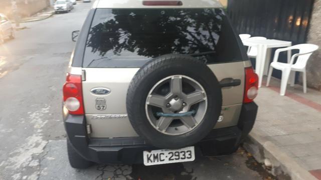 ECOSPORT 2008 1.6 8v VENDO /TROCO R$22.900,00 - Foto 2